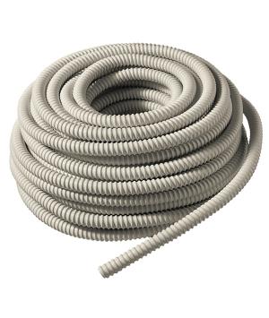 Tubo spiralato con interno liscio